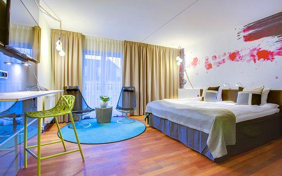 Il Comfort Hotel Vesterbro 4*