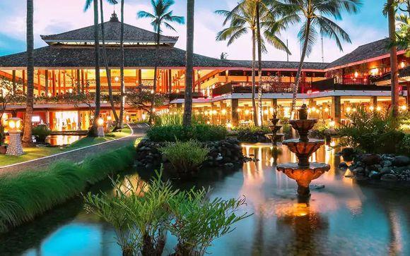 Nusa Dua - Melia Bali Resort Nusa Dua 5*