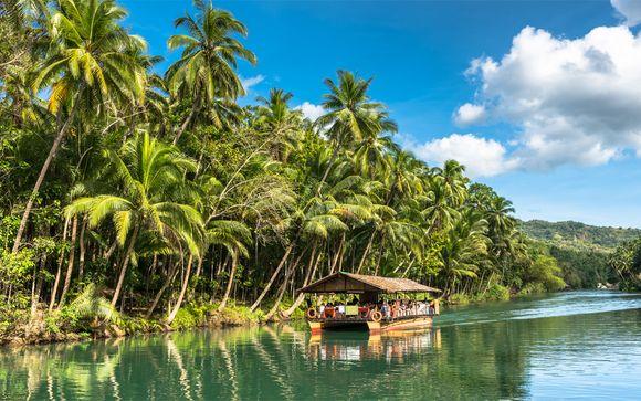 Tour privato delle Filippine e Visayas in 4* e 5*