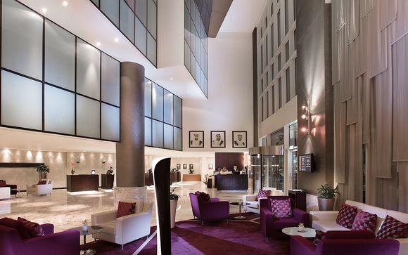 L'Hotel Gran Millennium Al Wahda 5*