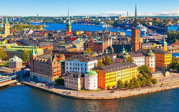 Alla scoperta di Copenhagen e Stoccolma