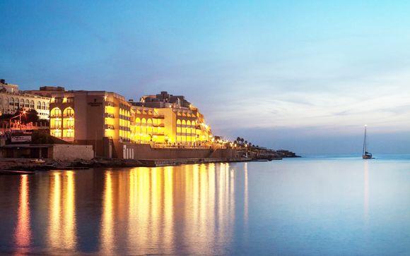 Resort 4* affacciato sul mare di St. George Bay