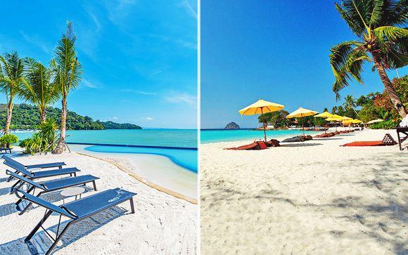 The Tide Beachfront Siray 5* & Zeavola Resort 5*