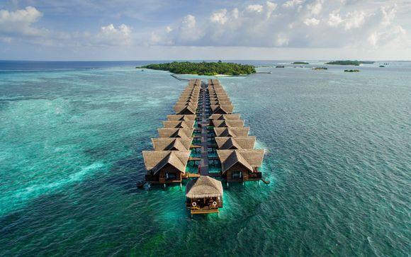 Maldive - Adaaran Huduranfushi Maldives 4*