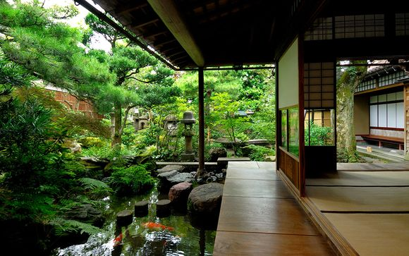 Notte in un Ryokan a Hakone