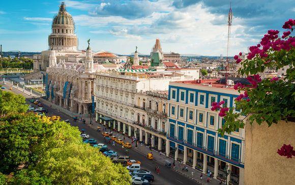 L'Avana - 4 notti di soggiorno libero a cura del cliente