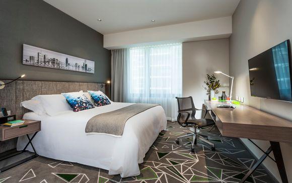 Hotel Capri by Fraser di Brisbane