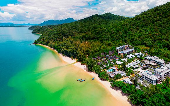 Estensione mare: Anyavee Tubkaek Beach Resort 4* a Krabi