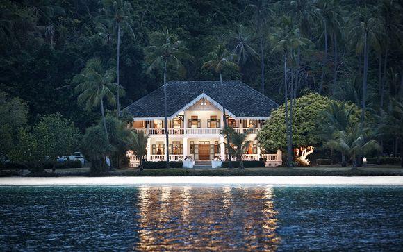 Phuket - Cape Panwa Hotel 4* Sup