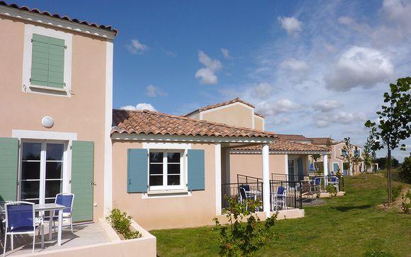 Residence Du Golf De La Cabre D'Or