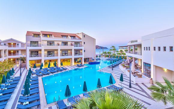 Hotel Porto Platanias Beach Resort & Spa 5*