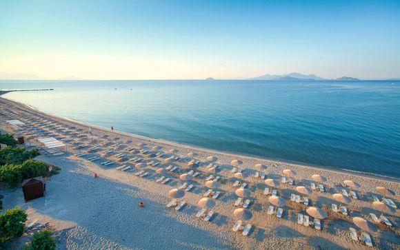 Lusso e piacere nel Mar Egeo