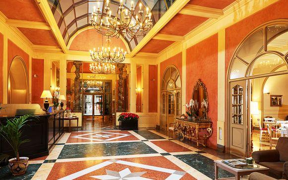 Eurostars Centrale Palace 4*