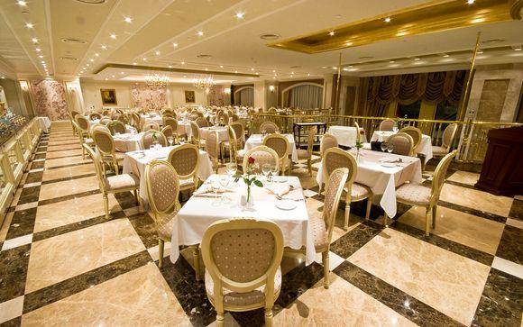 Elite World Istanbul Hotel 5*