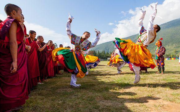 Alla scoperta dell'India e del Bhutan