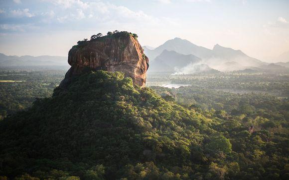 Tour privato dello Sri Lanka e soggiorno Mare
