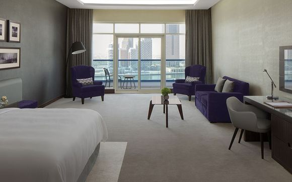 Dubai - Radisson Blu Waterfront Dubaï 5*