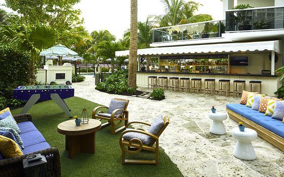 Miami - The Confidante Miami Beach 4*