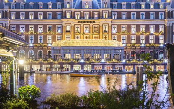 Intercontinental Amstel Amsterdam 5*S