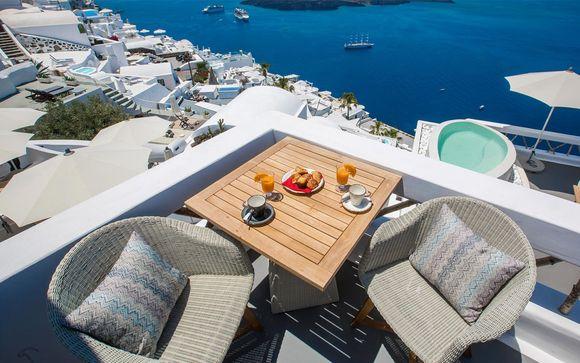 Chic Hotel Santorini