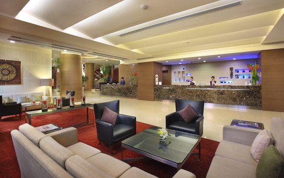 Bangkok - Grand Sukhumvit Hotel Bangkok 5*
