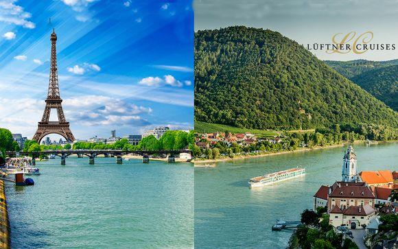 Crociera Fluviale alla scoperta del Danubio o della Senna - Speciale Novembre