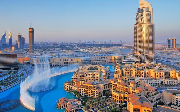 Dubai e Abu Dhabi a 5*: atmosfere di lusso e comfort esclusivi