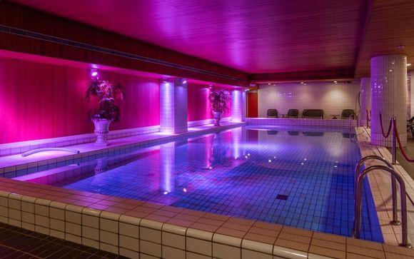 Helsinki - Sokos Hotel Presidentti 4*