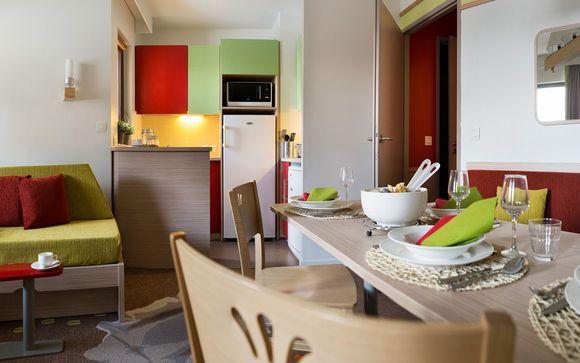 Residence Pierre et Vacances Electra 4*