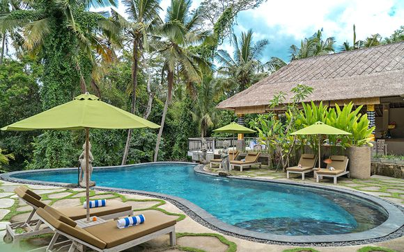 Ubud - Atta Mesari Resort & Spa4*