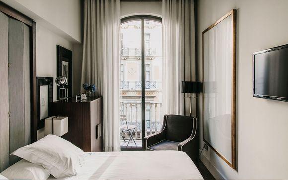 L'Hotel Pulitzer Barcelona 4*