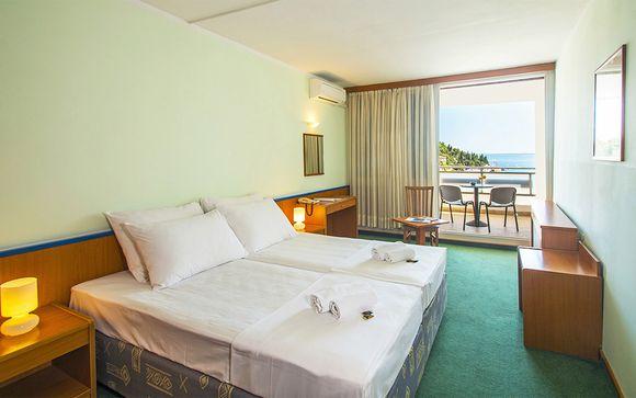 L'Hotel Amfora Rabac