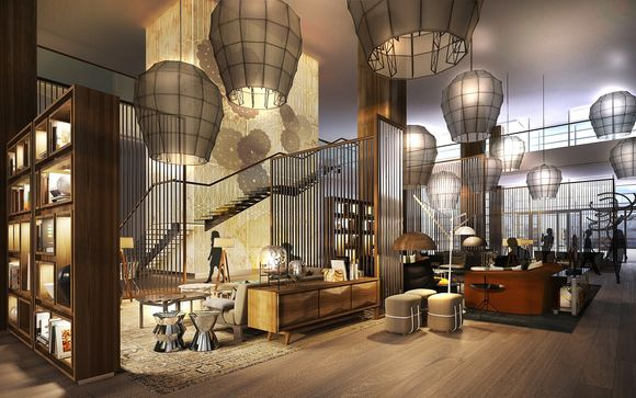 Il Doubletree by Hilton Business Bay 4* - Dubai
