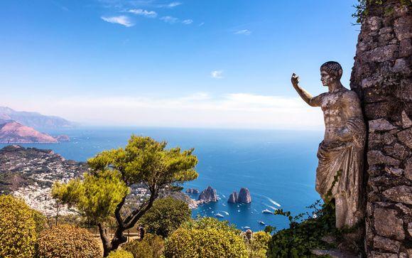 Sotto il sole del Golfo di Napoli tra escursioni e relax