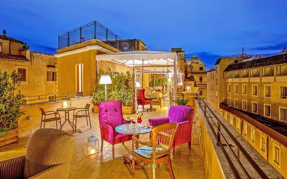 Hotel Monte Cenci 4*