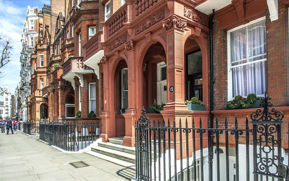 The Apartments by The Sloane Club 5*