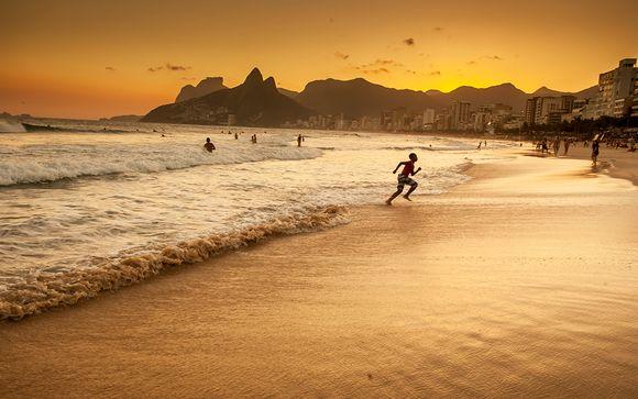 Programma classico: Rio de Janeiro e Paraty