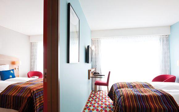 L'Hotel Tivoli Copenhagen 4*