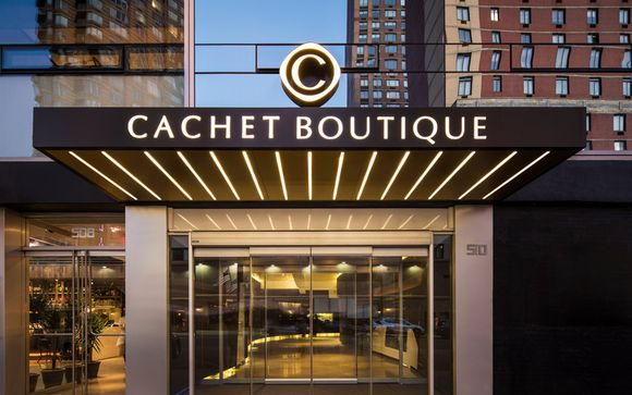 New York - Cachet Boutique Hotel New York 4*