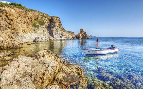 4* in stile mediterraneo a pochi passi dal mare
