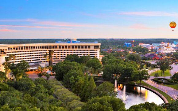 Orlando - Hilton Lake Buena Vista 4*