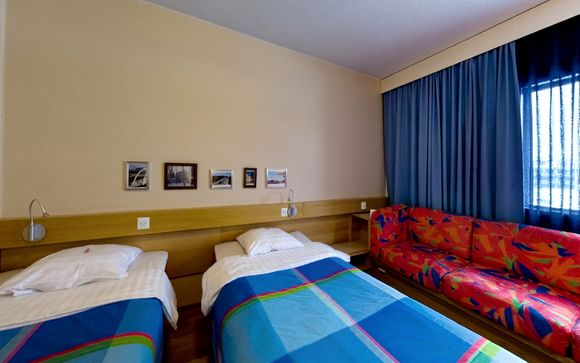 Helsinki - Hotel Rantasipi o similare