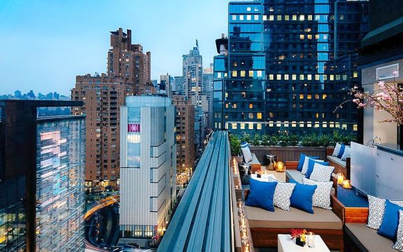 New York - Hotel 6 Columbus 4*