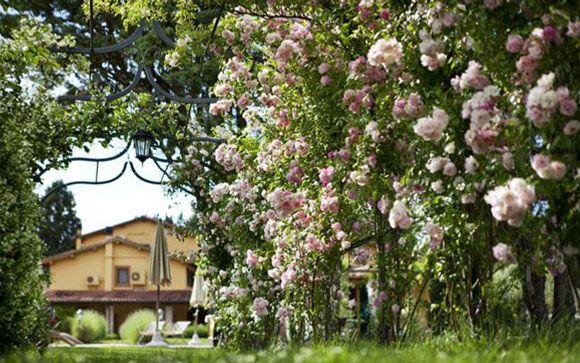 Assisi / Umbria - Garden Resort & Spa San Crispino