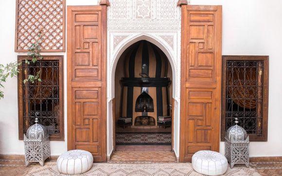 Zamzam Riad & Spa Marrakech 4*