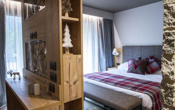 Hotel La Vetta 4*