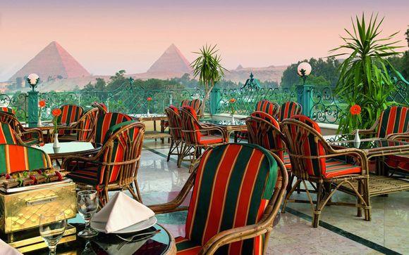 Hotel previsto durante il soggiorno al Il Cairo (offerta 2)