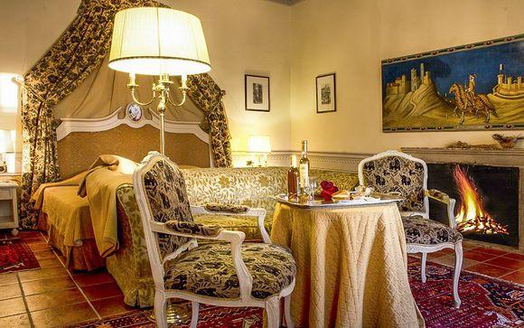 Castello di Leonina Relais 4*