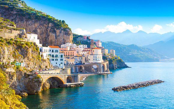 Alla scoperta del Golfo di Napoli e della Costiera Amalfitana