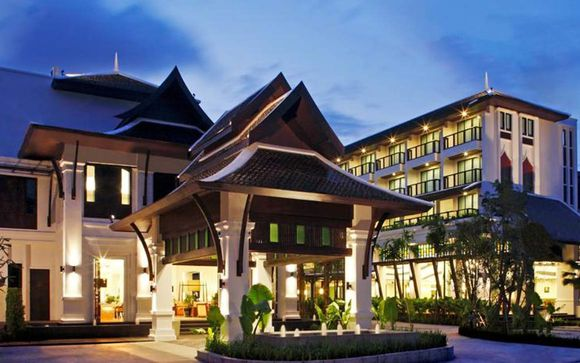 Hotel Centara Anda Dhevi Resort & Spa 4* (o similare)